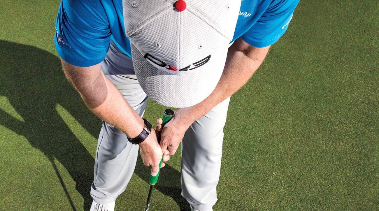 See below for a new way to roll pure putts