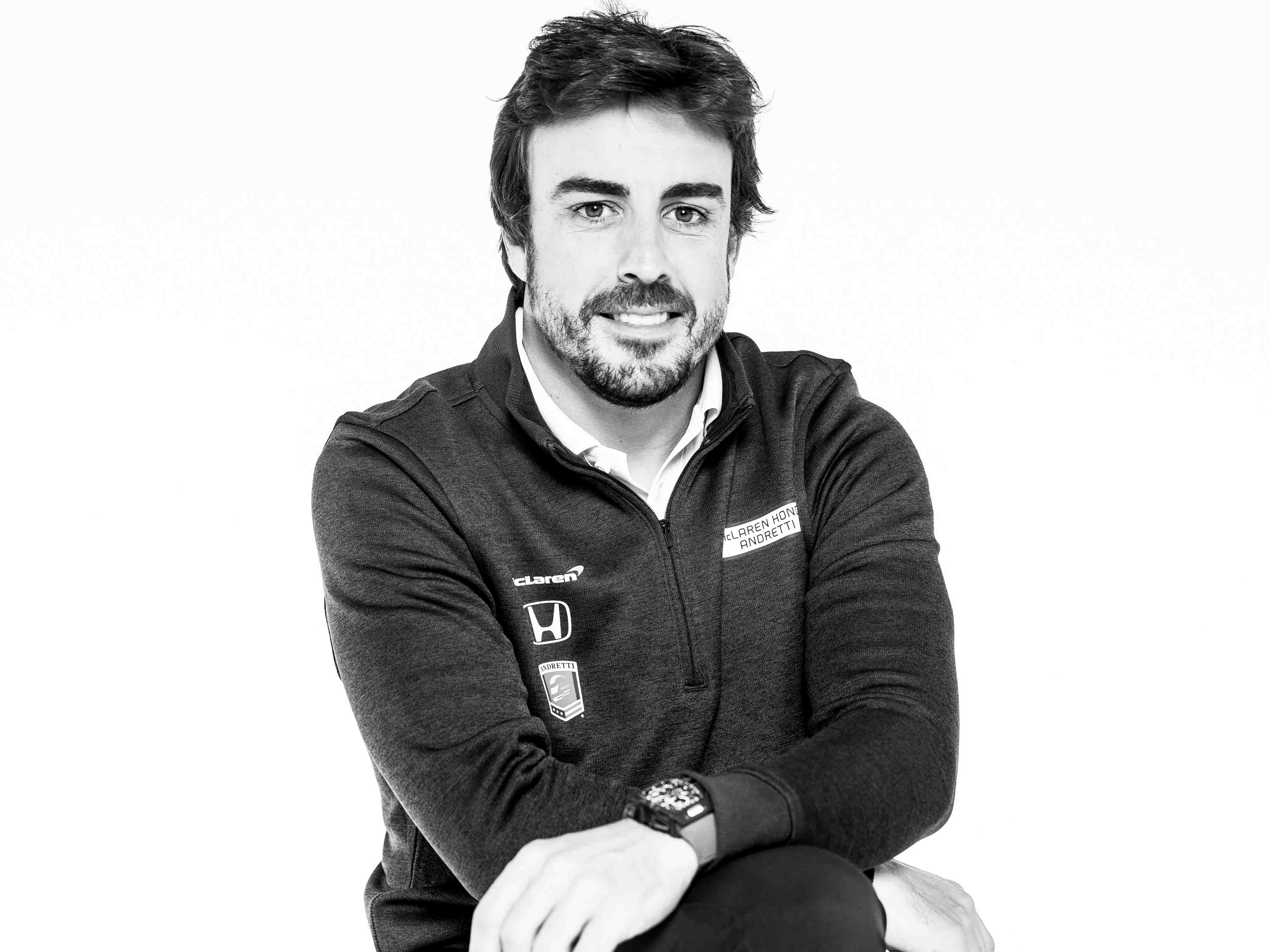 Formula One's Fernando Alonso gives Indy 500 a try | SI.com