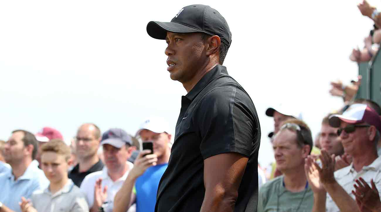 Earlier this month Woods said on his website that he wants to play professional golf again.