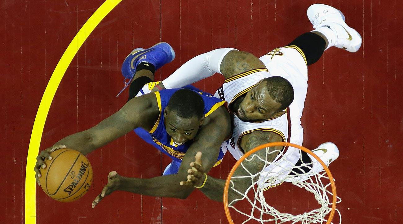 Warriors-Cavaliers