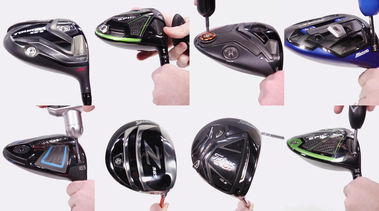 Find out how to adjust your new driver below.