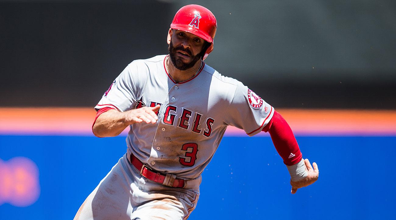 Danny Espinosa, Los Angeles Angels