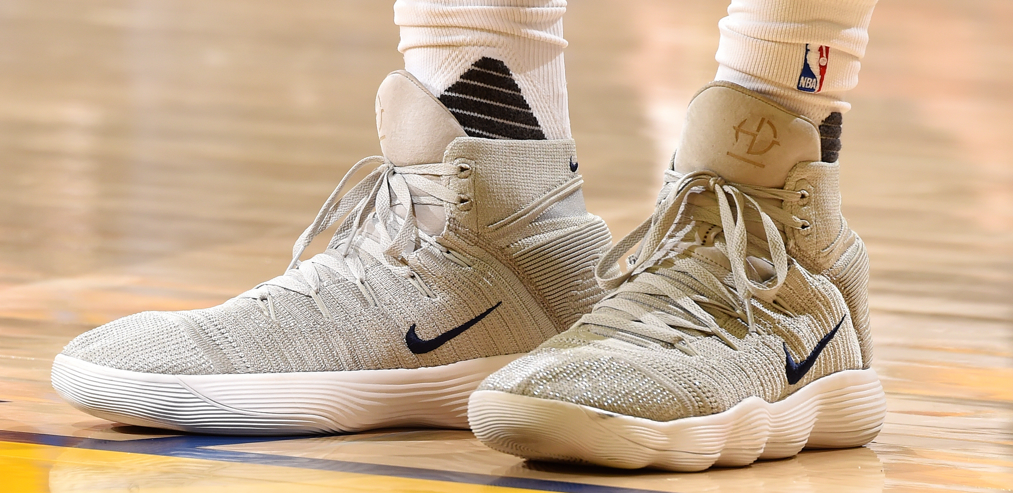 Nike React Hyperdunk 2017 Flyknit worn by Draymond Green