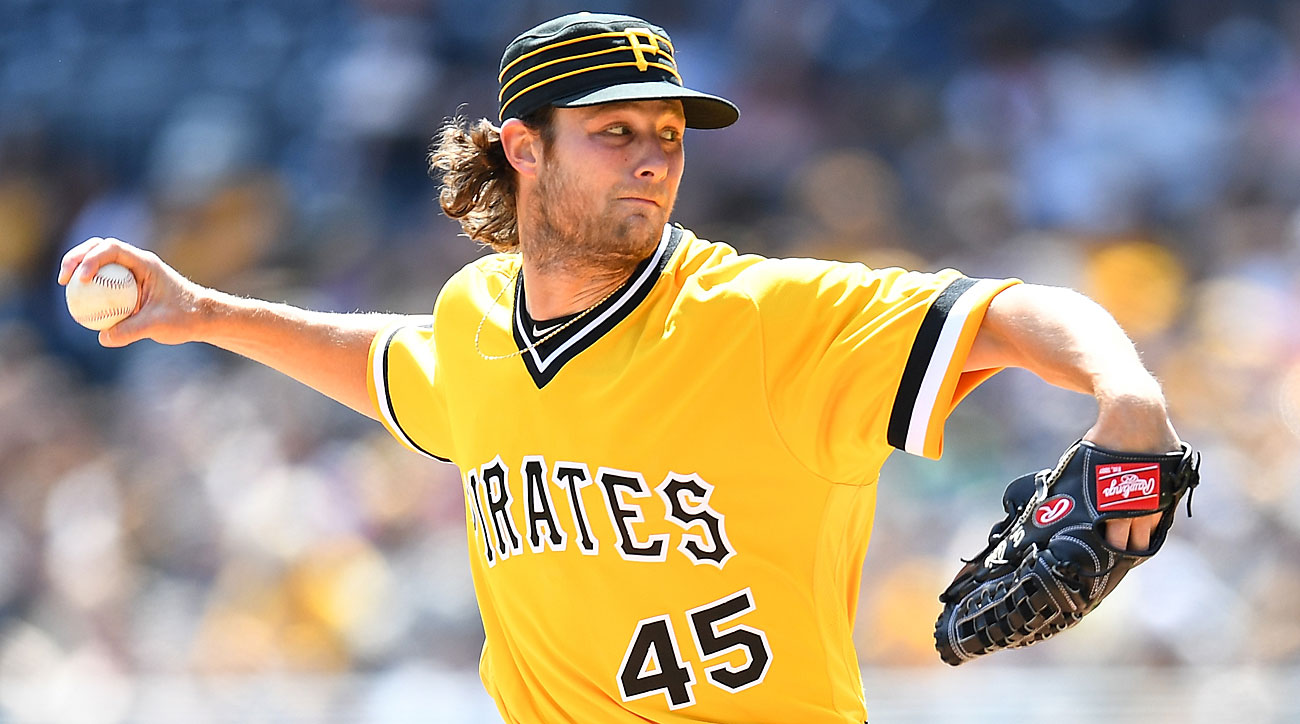 Gerrit Cole, Pittsburgh Pirates