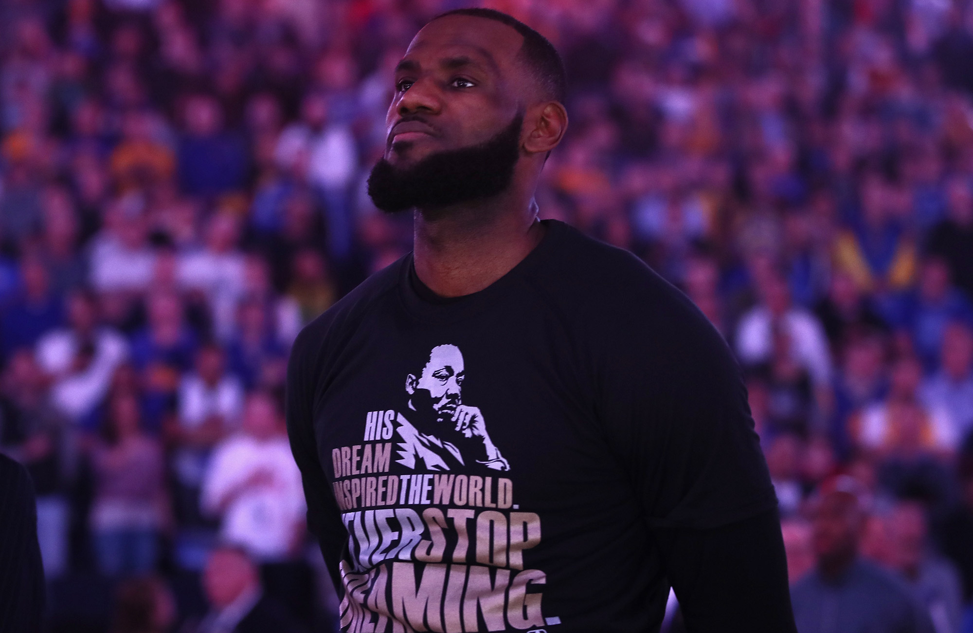 Love grows into role with LeBron in Cavs' title quest