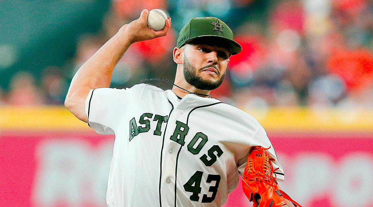 Houston Astros Lance McCullers Jr.