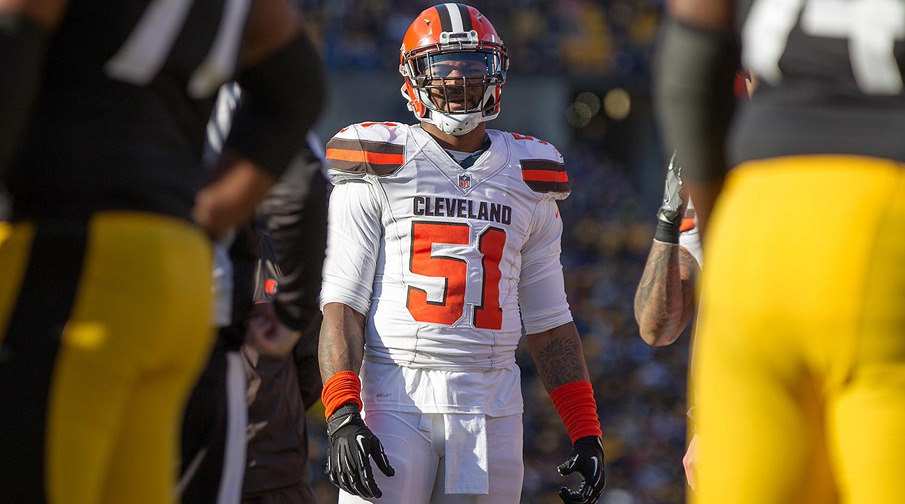 Browns player rankings: Jamie Collins