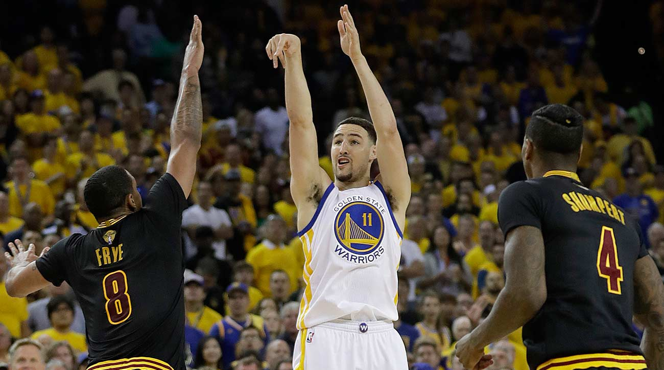 NBA Finals: Love Steph Curry, But Emulate Klay Thompson | SI.com