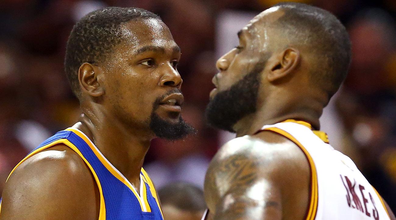 2017 NBA Finals: LeBron, Durant And The NBA's New Era   SI.com