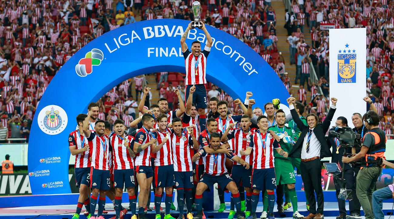 Chivas Guadalajara wins the Liga MX title