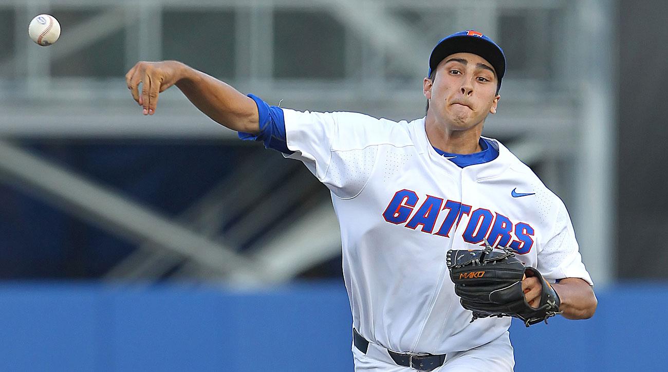Alex Faedo, Florida Gators