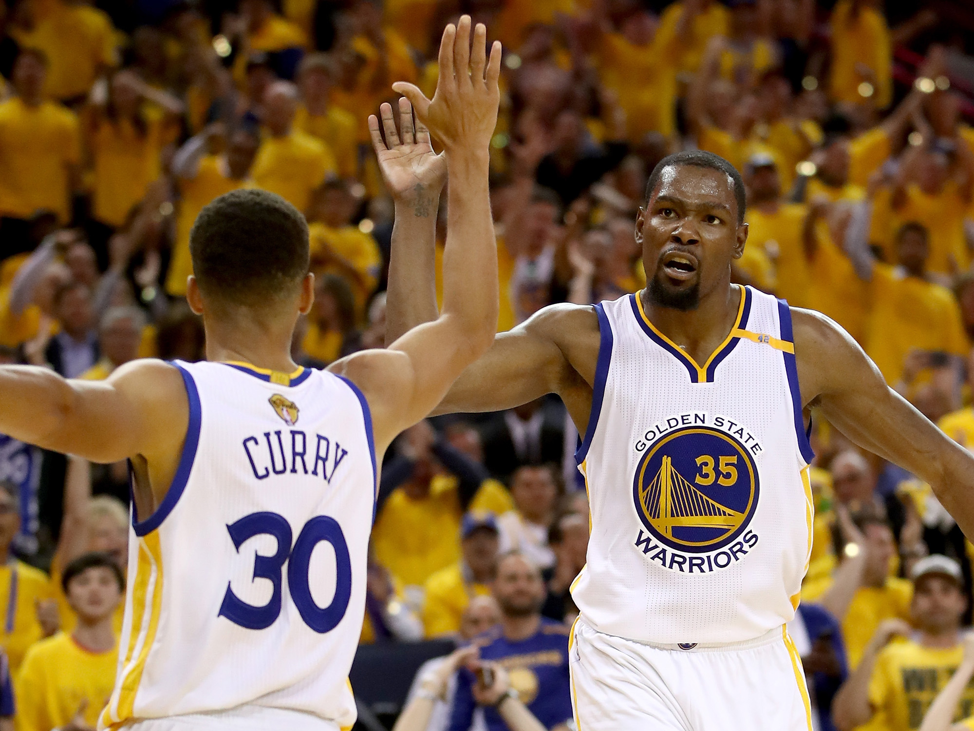 The Bernstein Brief: Kevin Durant Completes His Validation