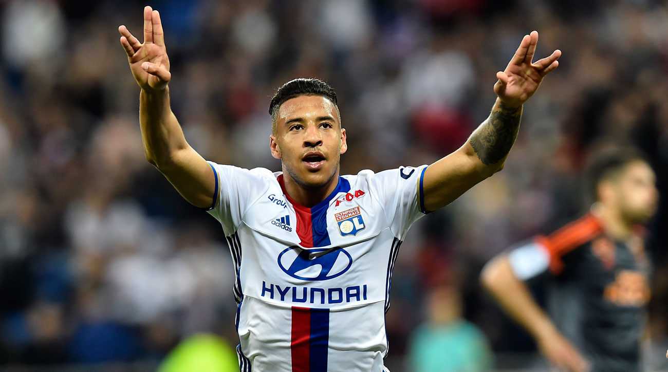 Corentin Tolisso Bayern signs Lyon star for Bundesliga record fee