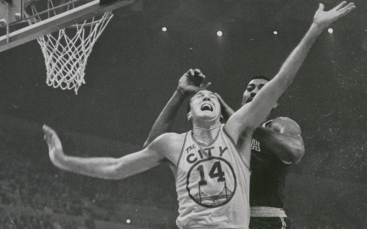 """Meschery (14), who played with and against Wilt Chamberlain, calls him """"the most misunderstood guy on the planet."""""""