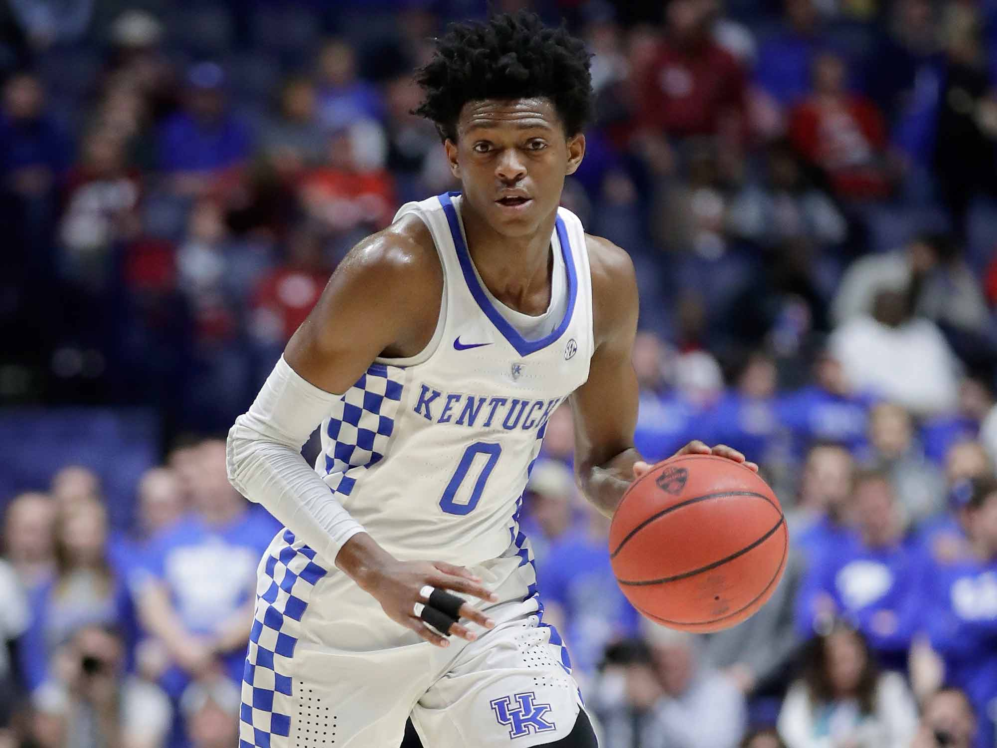 NBA Draft 2017: Who Wants To Bet On De'Aaron Fox? | SI.com