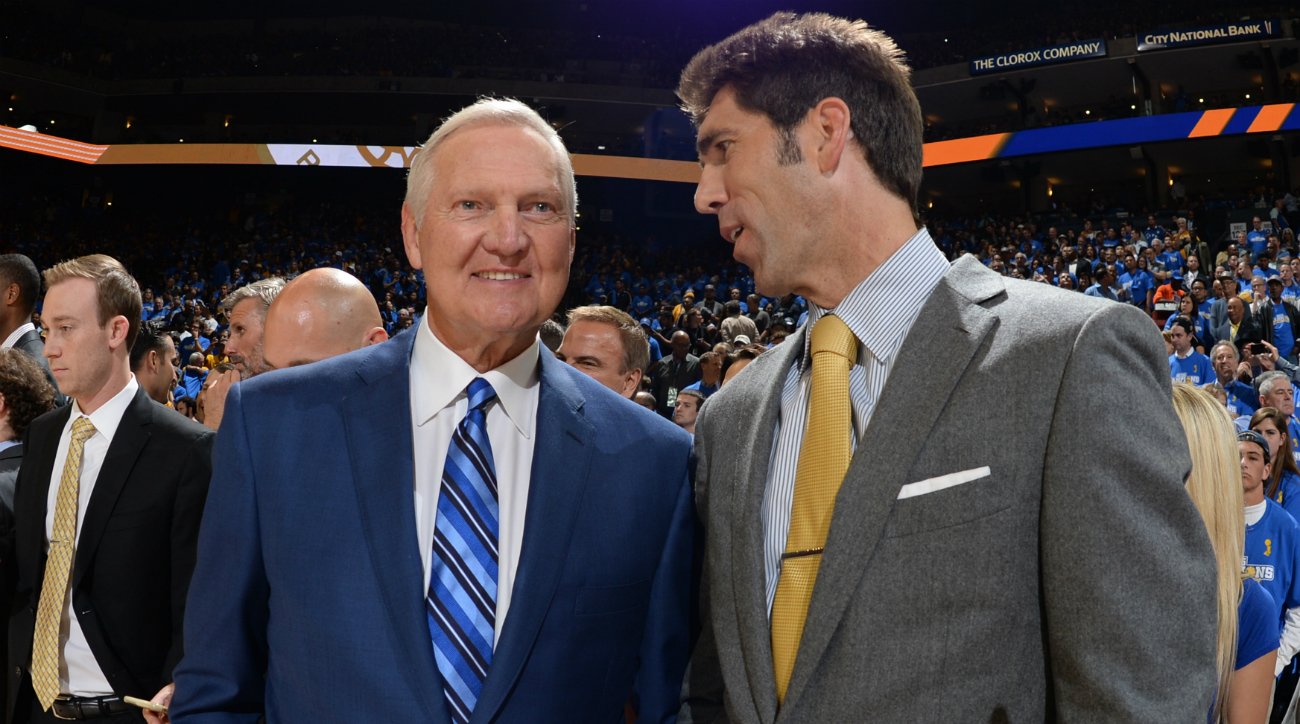 Jerry West heads back to LA in search of new challenge