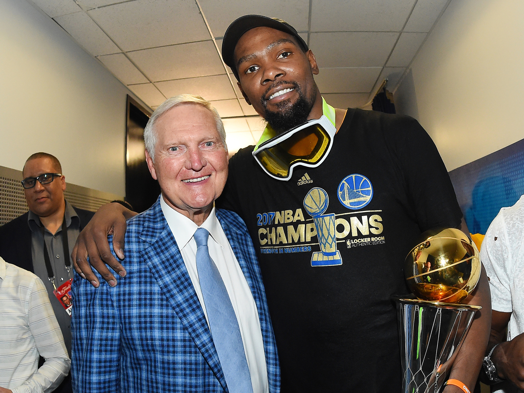 Jerry West Hiring Brings Immediate Cachet To Clippers