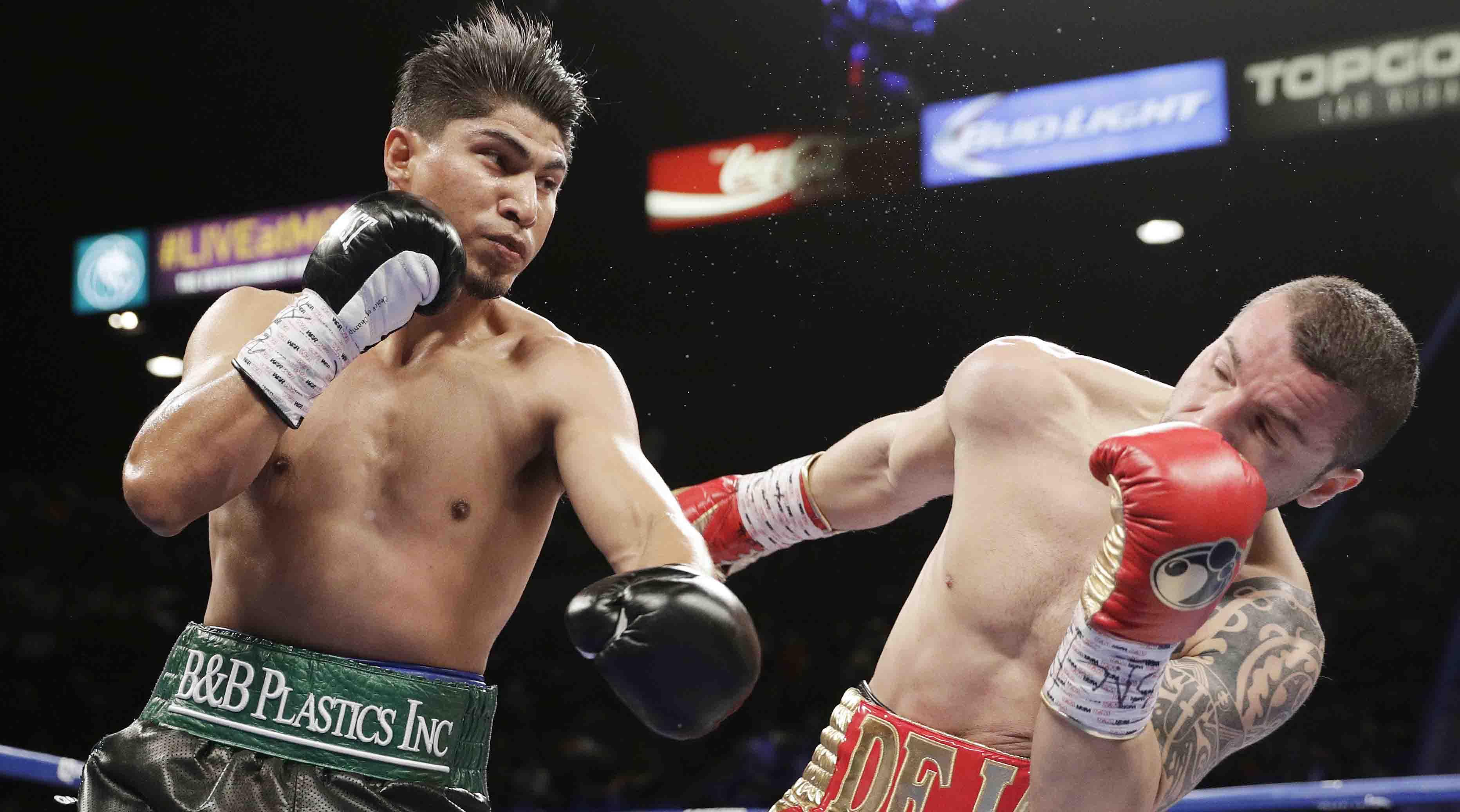 Manny Pacquiao cũng đang nhắm đến Mikey Garcia