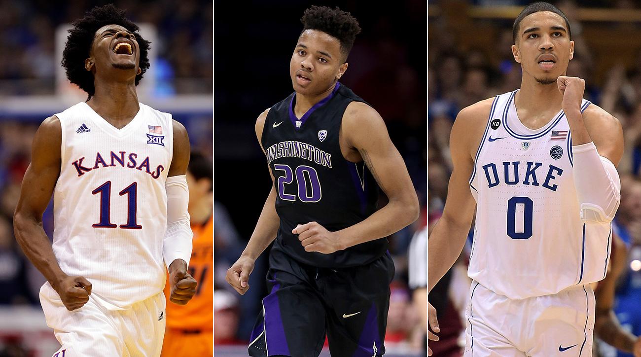 NBA Draft Rankings
