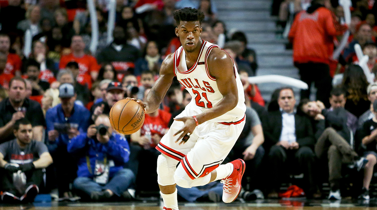 Bulls trade Jimmy Butler to Timberwolves for LaVine, No. 7 pick in NBA draft blockbuster