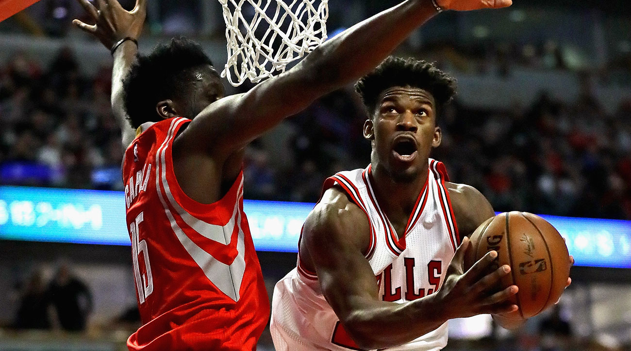 Jimmy Butler's trainer rips Bulls GM and calls him 'a liar'