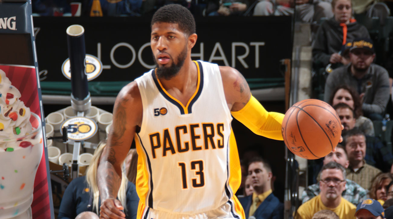 Paul George trade rumors: Celtics talks for Pacers star have stalled