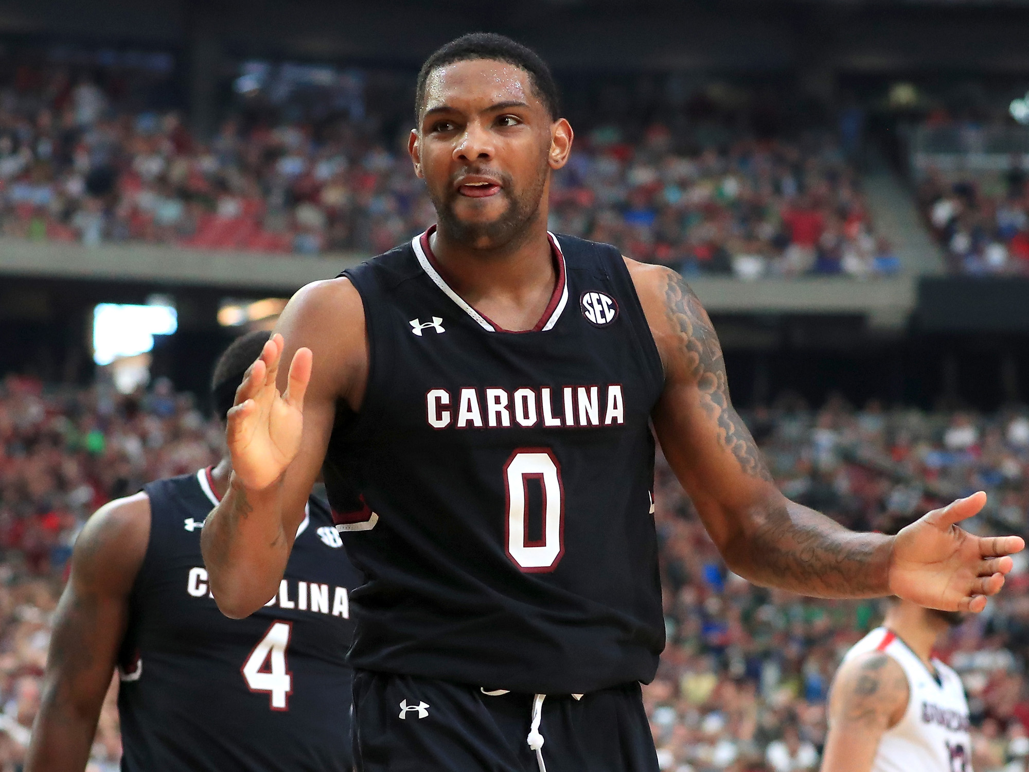 Trail Blazers Select Gonzaga's Collins at #10 Overall After Trade With Kings
