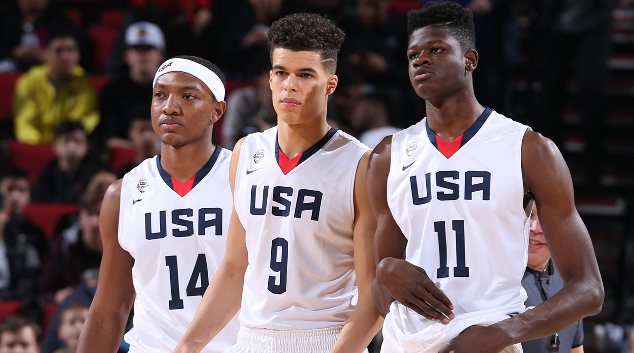 nba draft of high school players It only takes a couple steps for you to be eligible for the nba draft  would have  graduated had he graduated from high school) and the player.