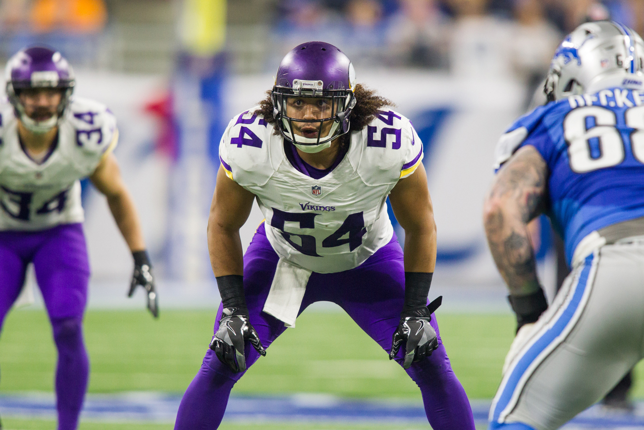 After a tumultuous 2016 season, Eric Kendricks believes the Vikings are ready to break through.