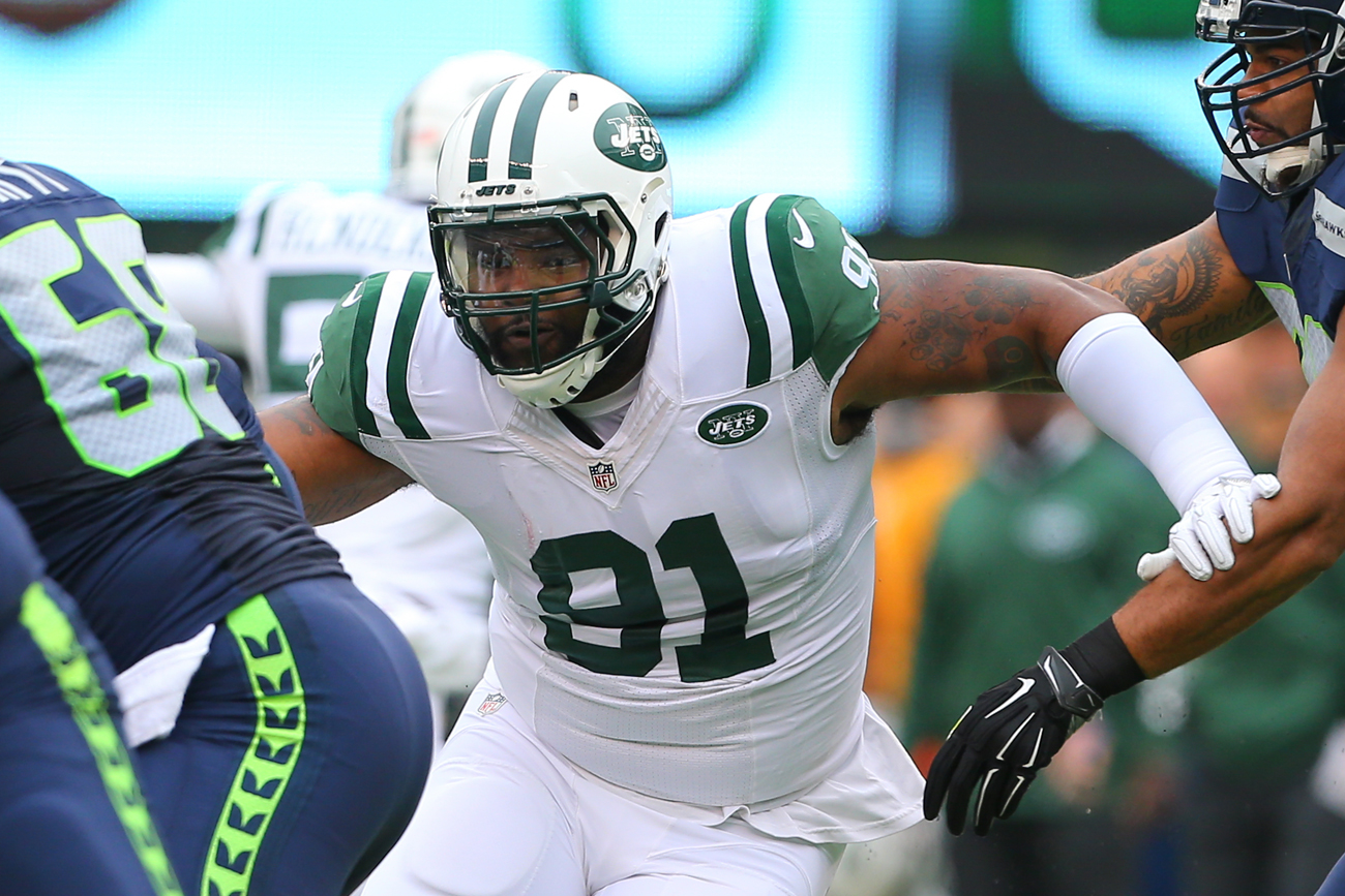 If the Jets are planning to tank the 2017 season, no one told Sheldon Richardson.