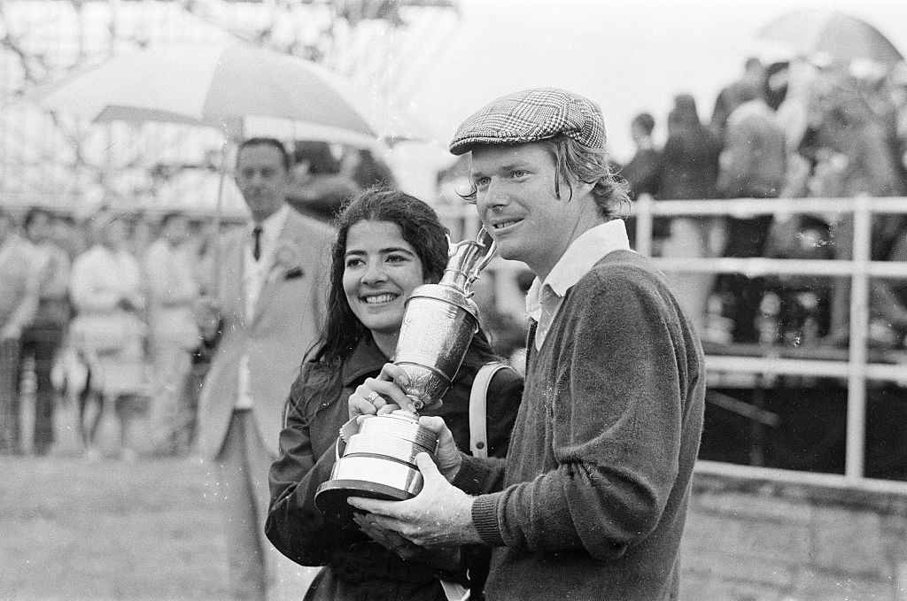 Tom Watson won the Open Championship at Carnoustie in his 1975 debut. The links masters has won the Open five times, and almost won in 2009 at age 59.