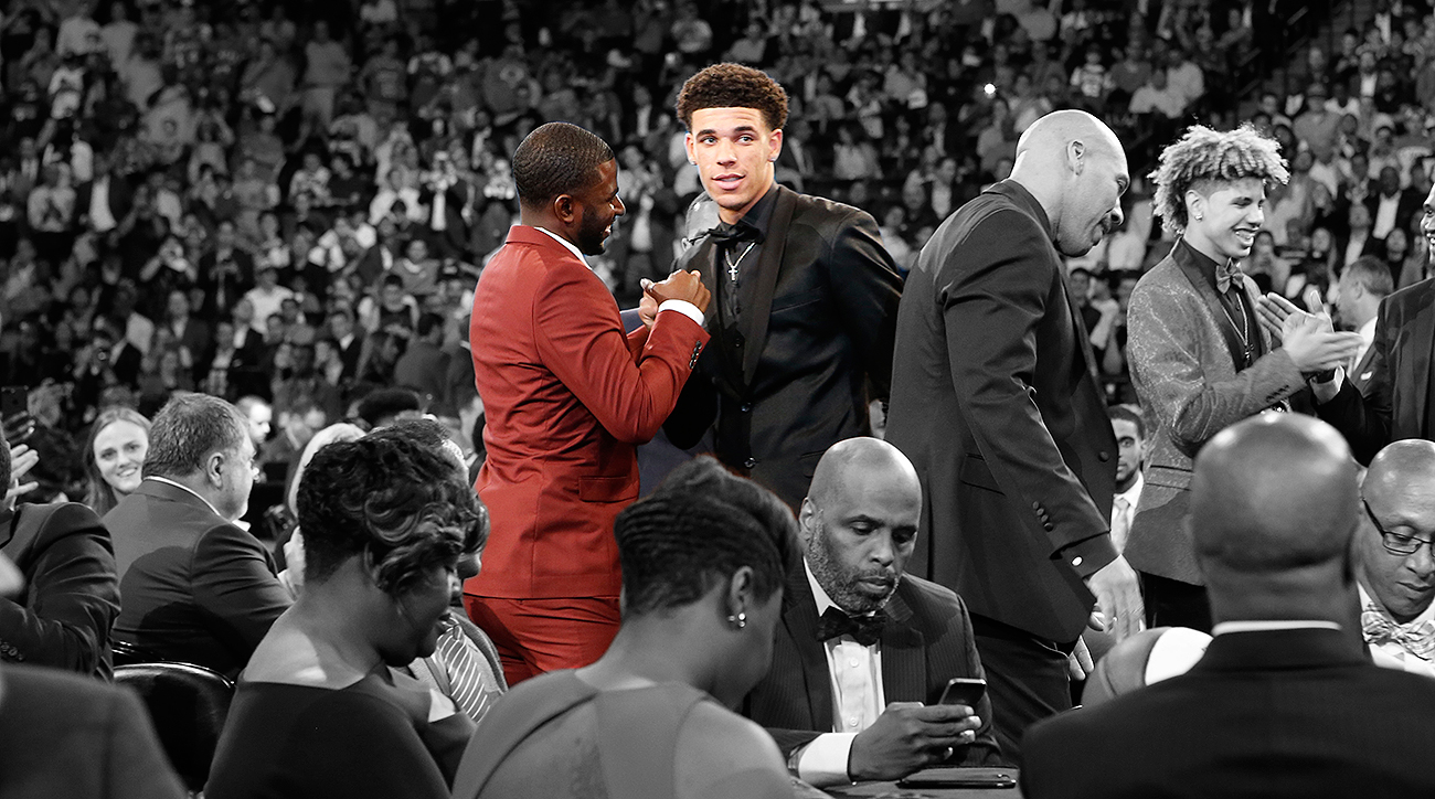 Lonzo Ball Lavar Ball Isnt Lakers Stars Agentits This Man Si