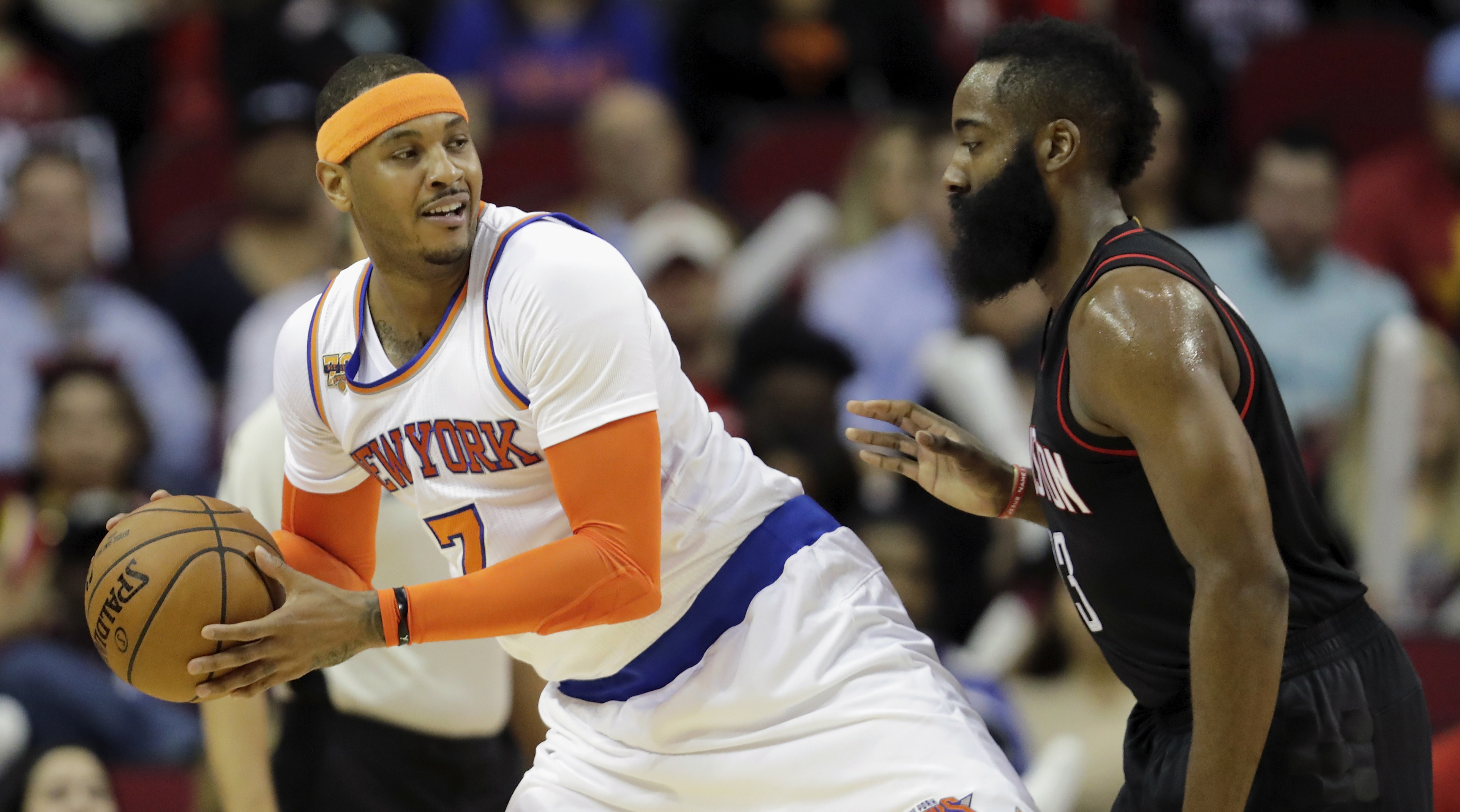 NBA rumors: Chris Paul to Rockets, Carmelo Anthony next ...