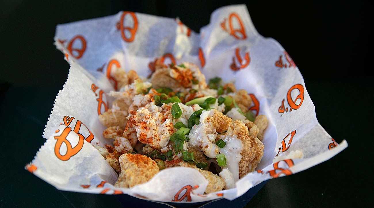 Ballpark Food: Baltimore Orioles