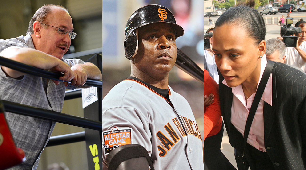 Victor Conte, Barry Bonds, Marion Jones and the BALCO scandal