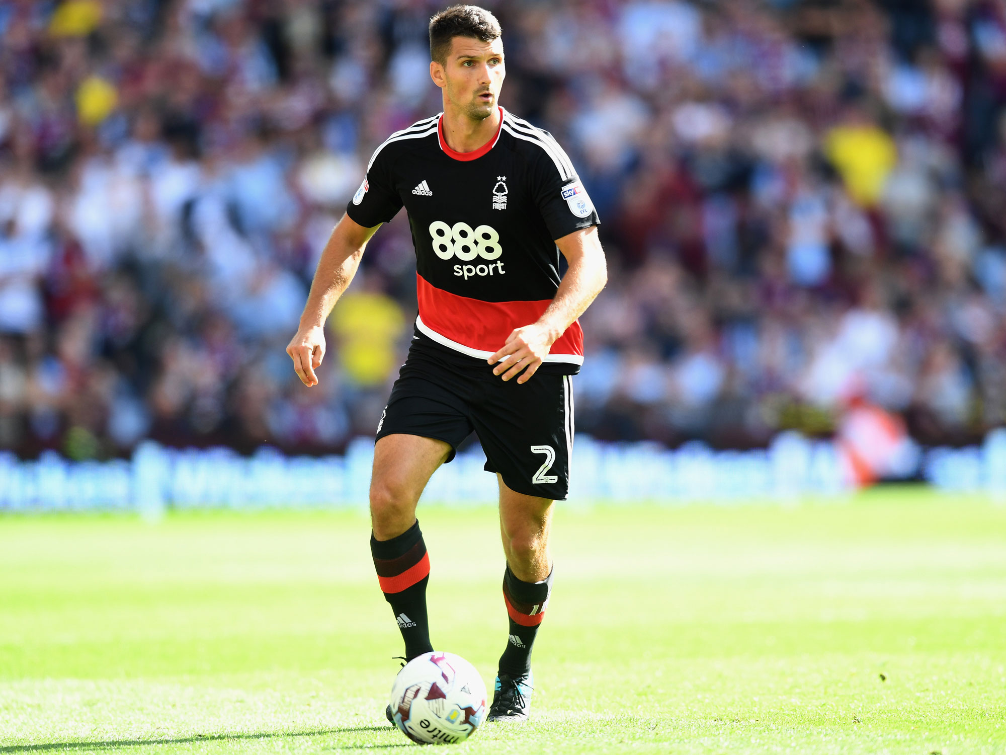 Eric Lichaj returns to the USMNT after a strong season at Nottingham Forest