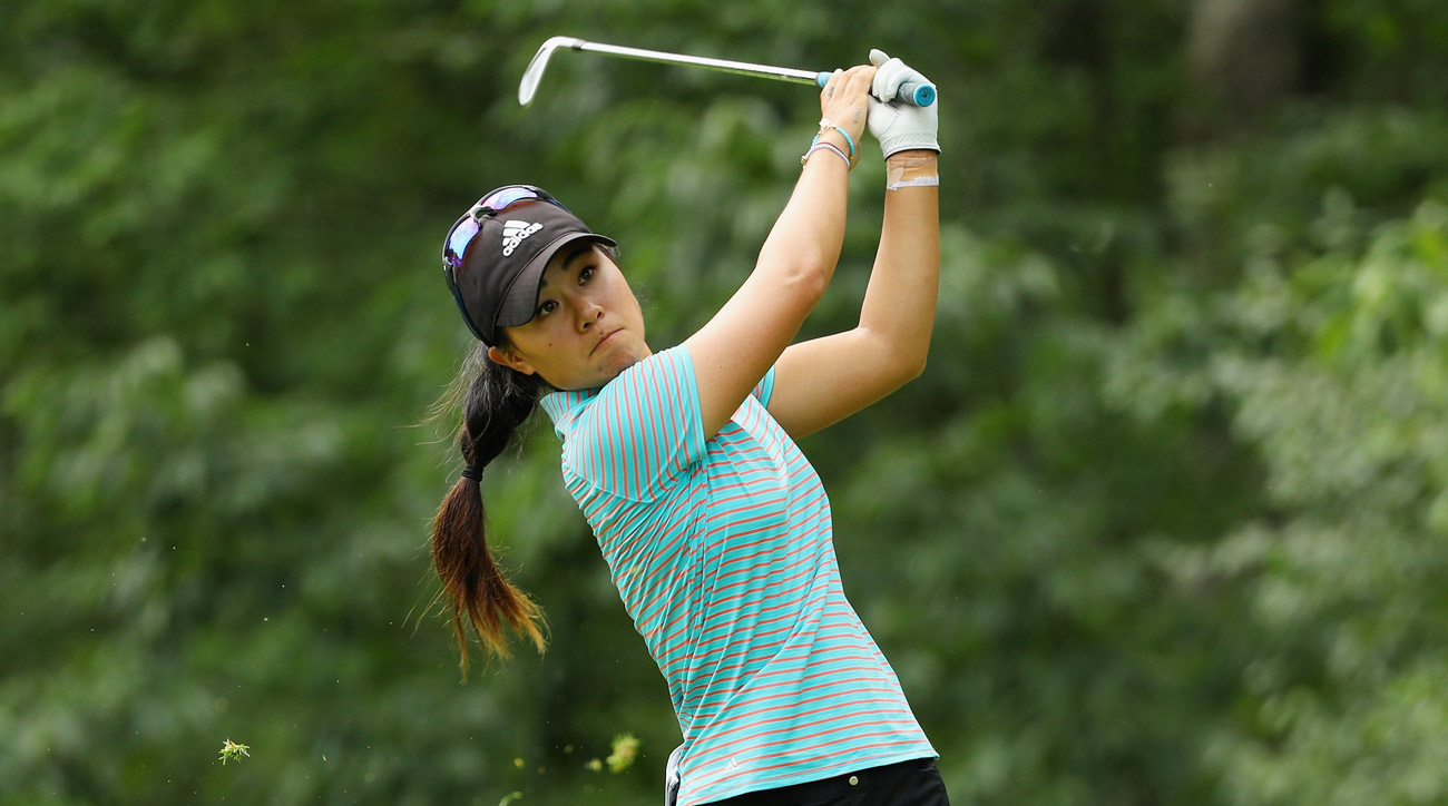 Danielle Kang is hoping to claim her first professional title at the KPMG Women's PGA Championship.