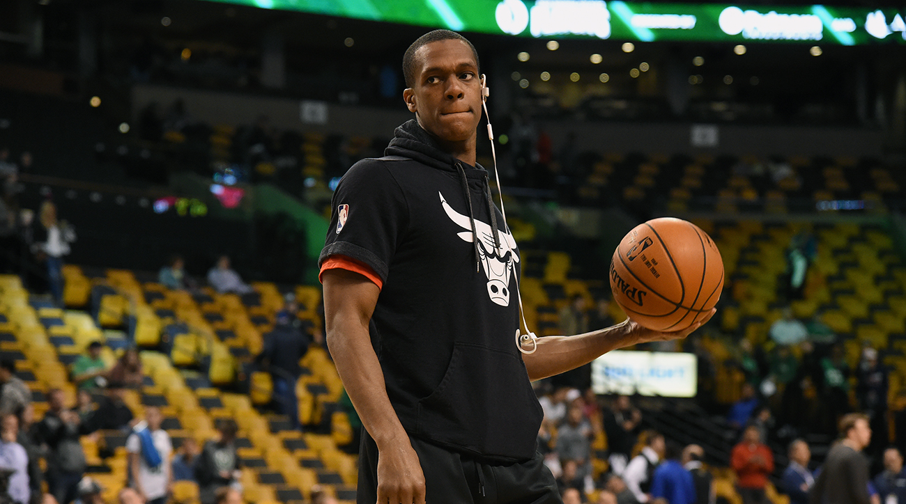 Rajon Rondo Release: Chicago Bulls Release Point Guard