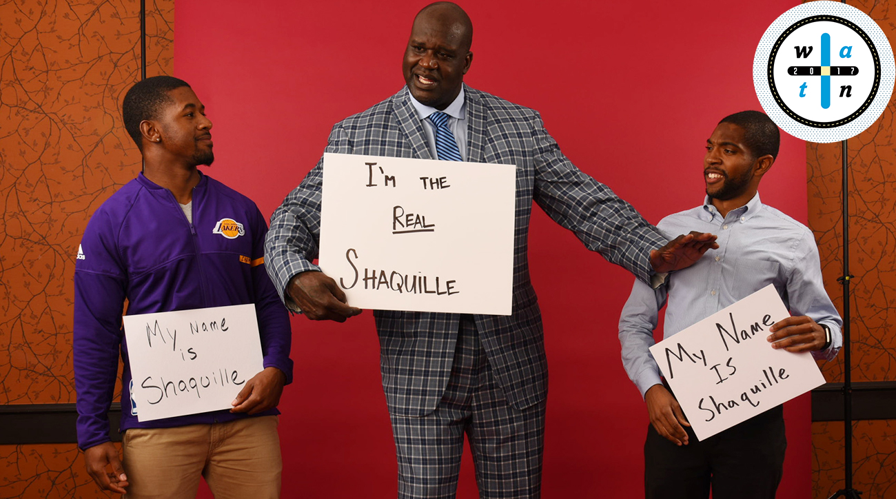 Shaquille O'Neal: Shaq popularity shows up in baby names