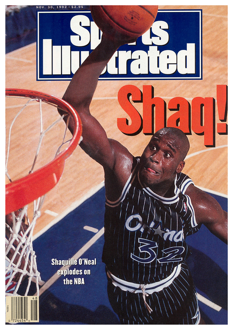 9bbc36af5b4 Aaron Shaquille McCain was nearing his second birthday when the May 1996  issue of Ebony hit mailboxes