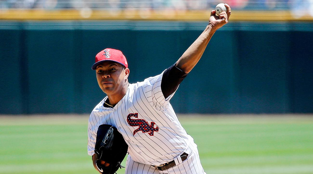 Chicago White Sox Jose Quintana