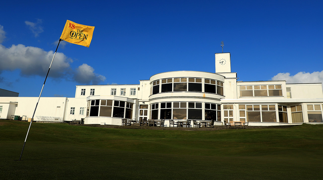 The 146th Open Championship will be played at Royal Birkdale on July 20-23.