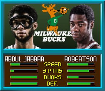 NBA Jam: Bucks