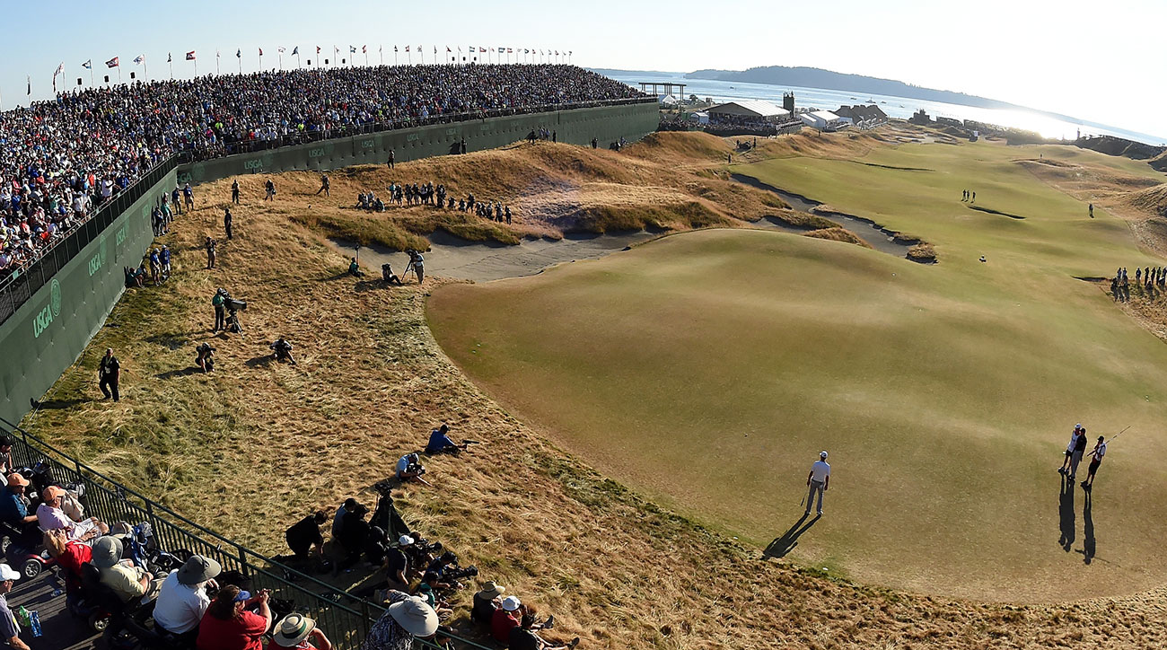 The maligned putting surfaces on the links-style layout by Puget Sound became as much a story at the 2015 U.S. Open as Jordan Speith's victory. Now the greens are getting a makeover.