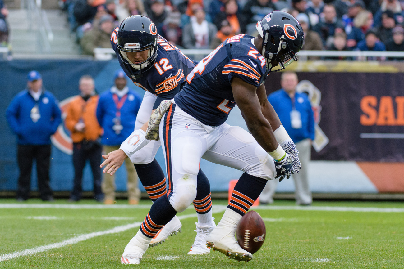 The Bears are 22-42 over the past four seasons and haven't made the playoffs since 2010.