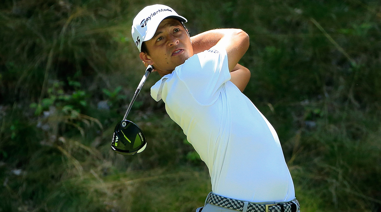Xander Schauffele picked up his first career PGA Tour victory on Sunday.
