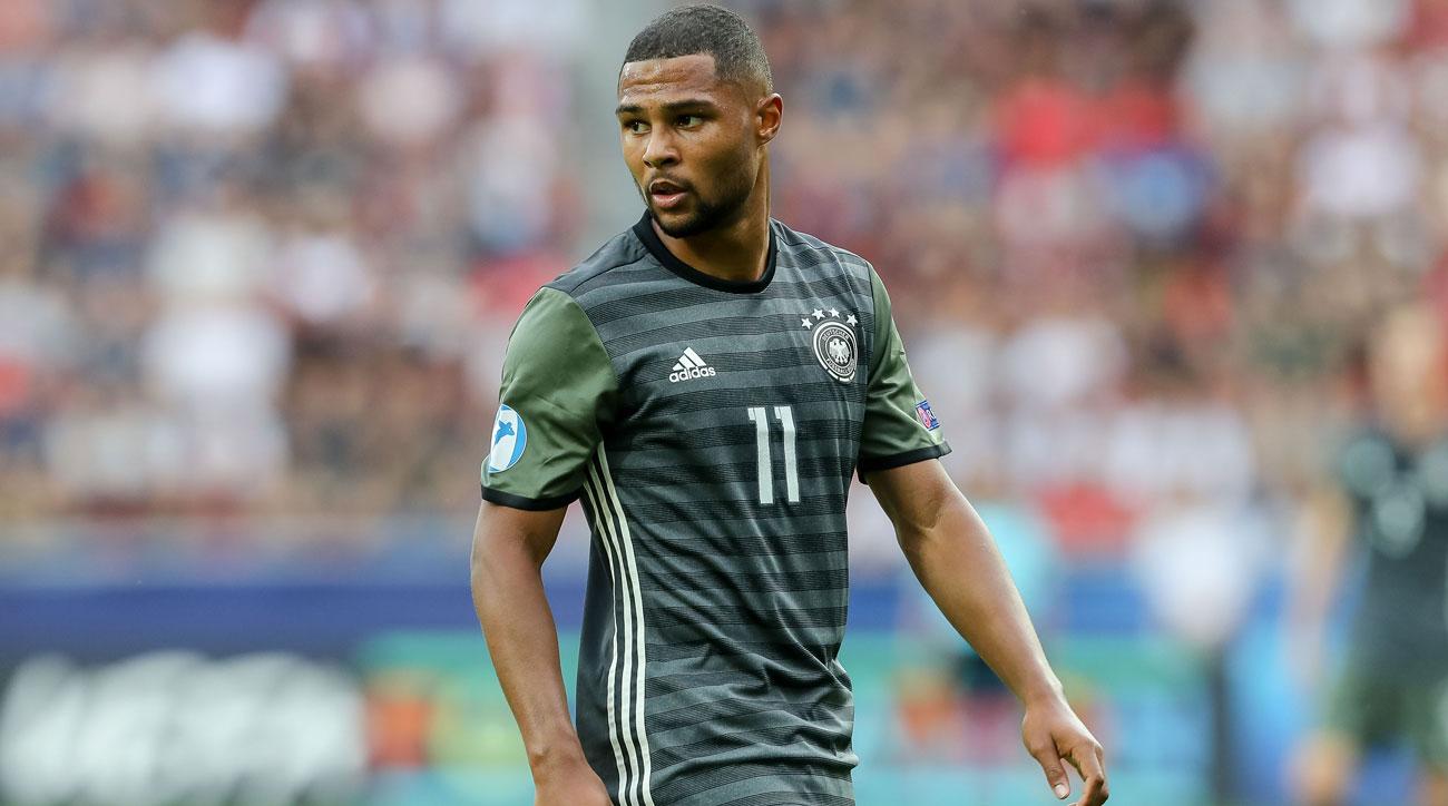 New Bayern Munich midfielder Serge Gnabry joins Hoffenheim on loan