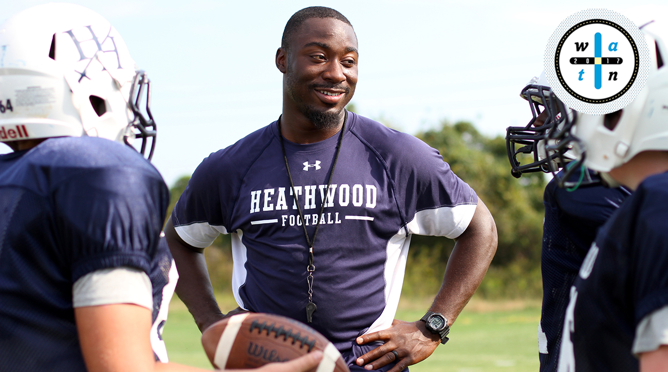Marcus Lattimore: Knee injuries made USC star, NFL draft pick a high school coach