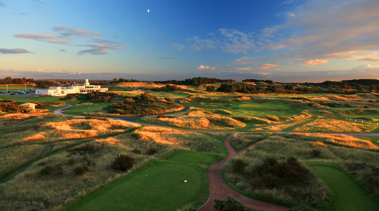 royal birkdale golf club photos  home of 2017 british open