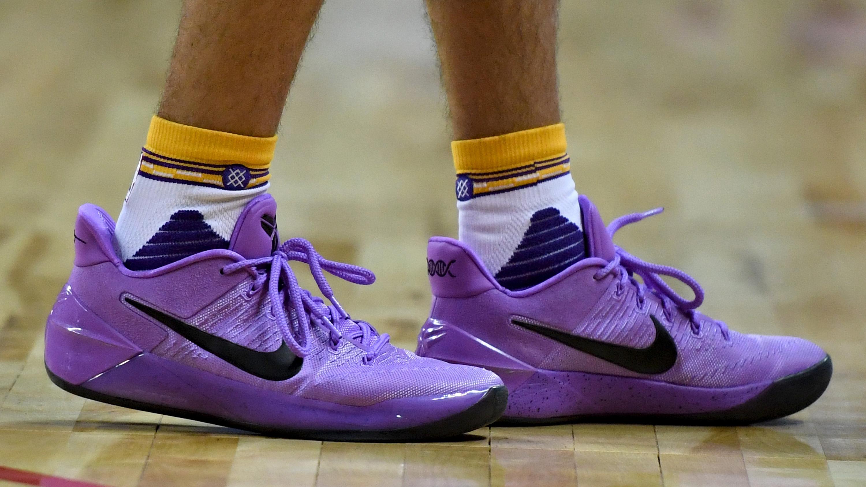 Nike Shoe Lavar Ball